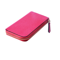 new design zipper wallet phone case for iphone 7