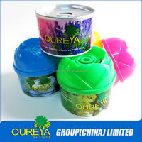 Sweet-scented osmanthus scent flower cap gel air freshener