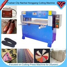 footwear hydraulic cutting machine / shoe making machine price