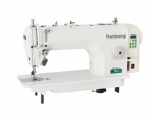 D4 High speed Direct Drive Single Needle Lockstitch Machine