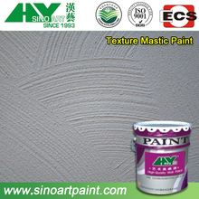 low price water-based concrete texture wall paint with 20kg package in building coating