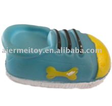Promotional Cheap Fun Pet Toys Dog Shoes
