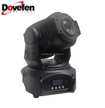 Pro Stage Mini Spot 90W LED Moving Head Master Sound Active Stage Light