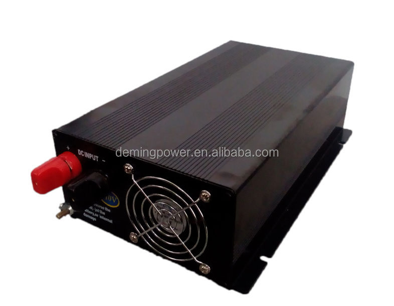 China Alibaba 2014 new <strong>DC</strong>/AC solar pure sine wave inverter charger 300W with single output high efficiency 12V/24V/36V/48V input