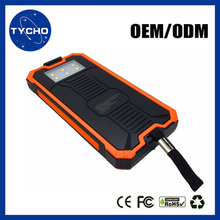 Power Bank For Camping Hiking Backpacking Outdoor Travel Fashion Shenzhen Solar Power Bank Battery Charger Power Bank