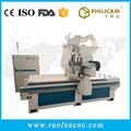 Philicam 1325 cnc router wood carving machine