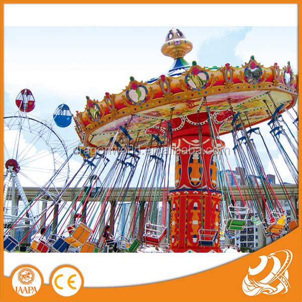 best Kiddie Attraction amusement park rides flying chair equipment