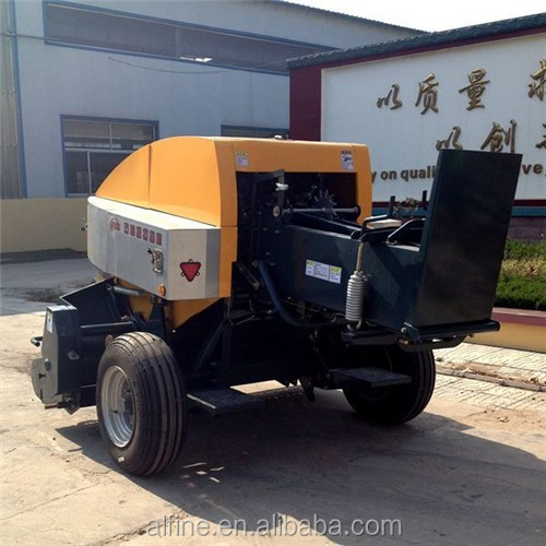 Factory supply reliable quality mini square hay baler for sale
