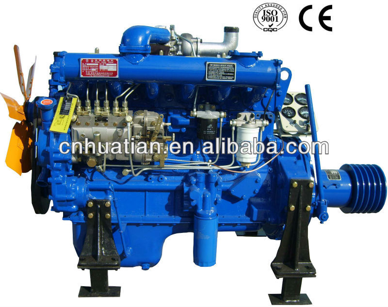 R6105ZP Ricardo diesel engine good quality