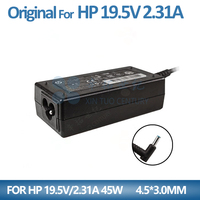 740015-001 Genuine 19.5V 2.31A 45W ac power adapter For HP 15 Laptop HSTNN-AA44