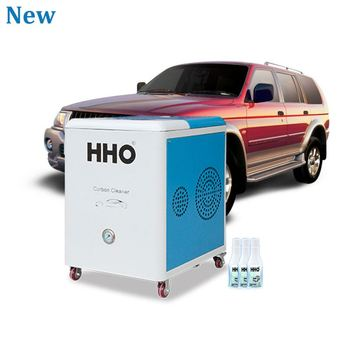 car care workshop equipment HHO 6.0 motor engine cleaning machine