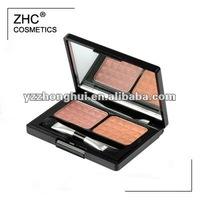 CC30135 Duo color eye shadow with brush inside