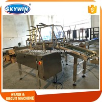 Mini Wafer Biscuit Cutting Machine Manufacturer in Snack Machine