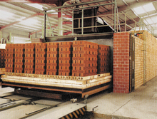 automatic clay brick manufacturing plant design and construction