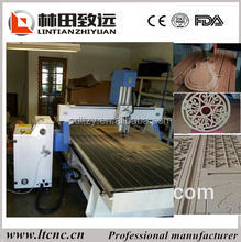 Jinan factory price on sale milling drilling G code carver wood drill cnc router