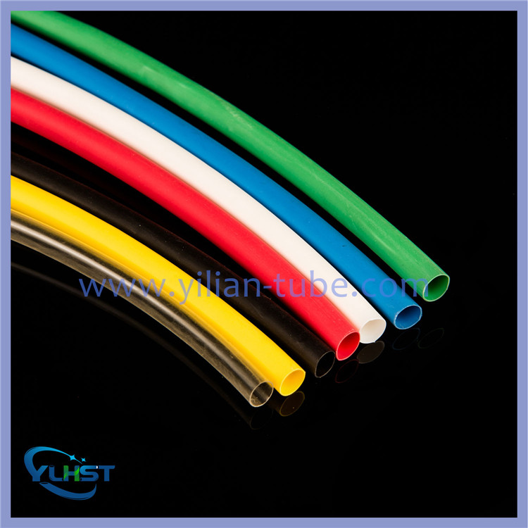Low price of polyolefin compound heat shrink polyethylene tube