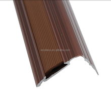 Aluminum Stair Nosing Trim Anti-Slip Stair Nosing Trim