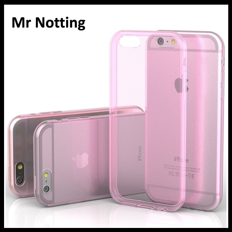 rubber manufacture hot selling silicone cell phone cover case for iphone transapernt