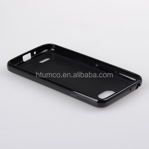 Newly design premium TPU cover with screen protector,cellphone case, back cover case for LG L65 Dual D285
