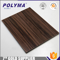 Wall Panel Cladding Sandwich Panel Composite ACP Sheet Reflecting Light Panel ACP