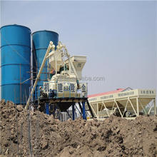 high efficiency environmental friendly mobile self loading concrete mixer plant for sale