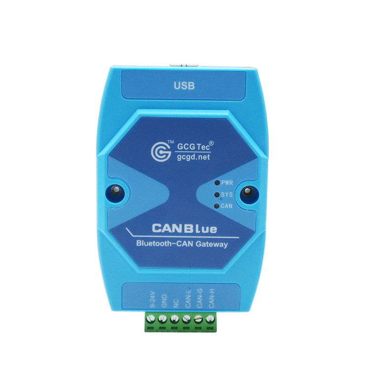 Bluetooth 2.0 interface CAN-Bus converter CAN to CANBlue DC+9~30V 200mA adapte <strong>communication</strong> gateway