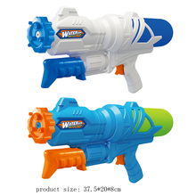 OEM high quality eco-friendly plastic toys water gun for children
