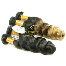 Wholesale high quality virgin human hair extension best selling 7A natural clip in hair extension