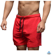 Sublimated printing cool practice running shorts for men