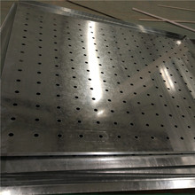 stainless steel 0.1mm micro perforated sheet metal