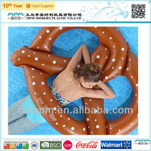 Inflatable Advertising Pretzel Water wings