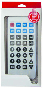 jumbo remote control unis for TV/VCR/DVD/COMBO/SATELLITE/SAT/CABLE/AV/AUDIO REMOTE