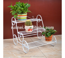 fashionable modern flower pot stand