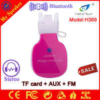 2014 new products mini bluetooth headset with fm radio