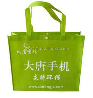 cheap fashion non women bags/ pp spunbond non woven cloth/ screen printing shopping bag