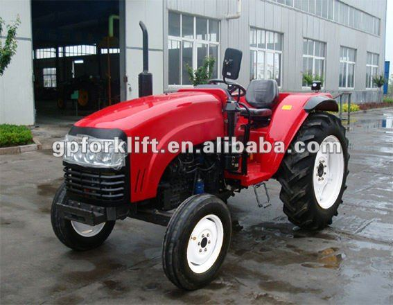 agricultural tractor 55hp Euro III