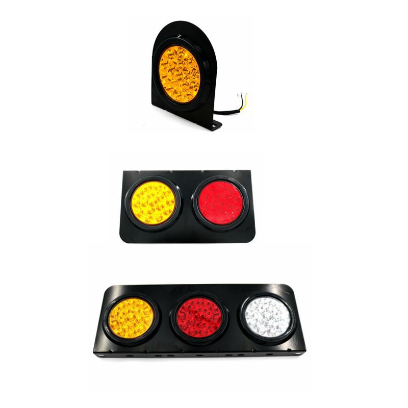 China suppliers IP67 24V LED Tail Light Waterproof Truck Tail Lamp Tractor Trailer Tail Lights
