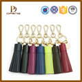 Wholesale Custom Superior quality safety leather tassels for handbag