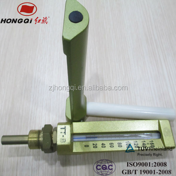Sraight and Angle Type Glass thermometer mercury price
