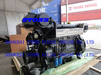 DEUTZ marine engine TD226-6C 110KW/1500RPM