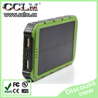 Factory price portable mobile solar power bank 10000 mah