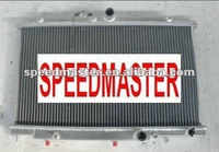 AUTO RACING ALUMINUM RADIATOR FOR T OYOTA COROLLA / CHEVROLET PRIZM AT 1998-2002 2001 2000 1999
