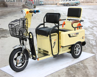 battery operated 3 wheels for old person and handicapped