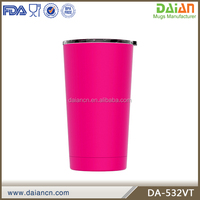 Vacuum tumbler cups hot and cold metal sublimation mug car cup holder drink with great price