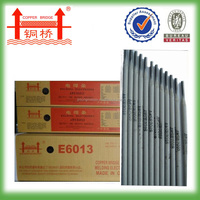 factory passed ISO9001 BV CE SONCAP CIQ certificate high quality all size 4.0mm 3.2mm 2.5mm aws e6013 welding rod