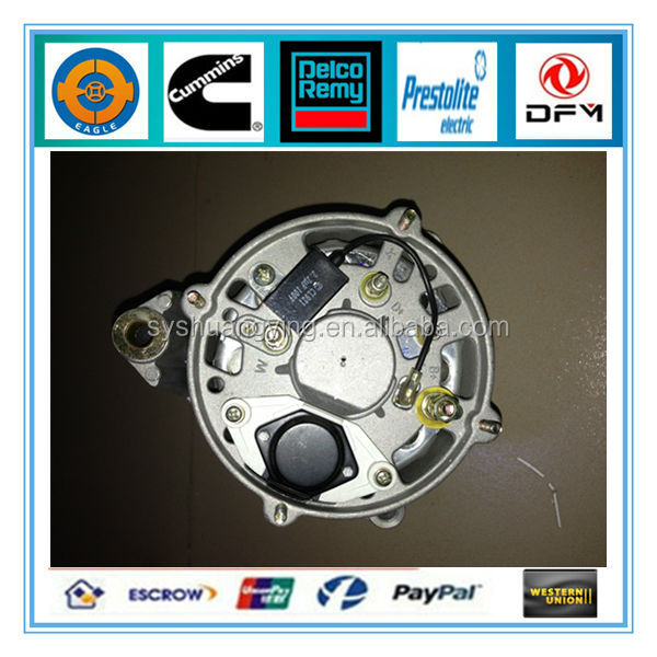 bus part and nissan b12 alternator