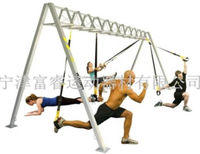 gym fitness Equipment TRX rack