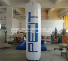 2012 New arrive popular sealed inflatable pole model CA0-045 best for promotion and advertising