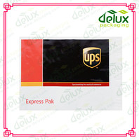 Printed Poly Courier Bag UPS Poly Plastic Mailer Poly cheap envelopes