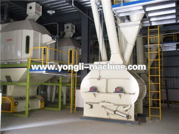 Animal Feed Mixing Machine